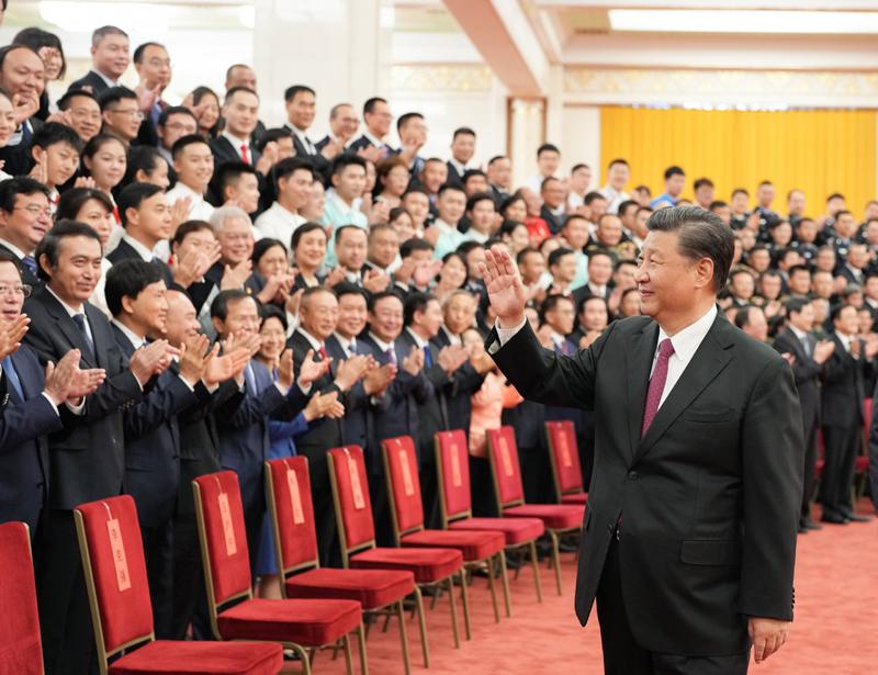中国共产党成立100周年庆祝活动总结会...
