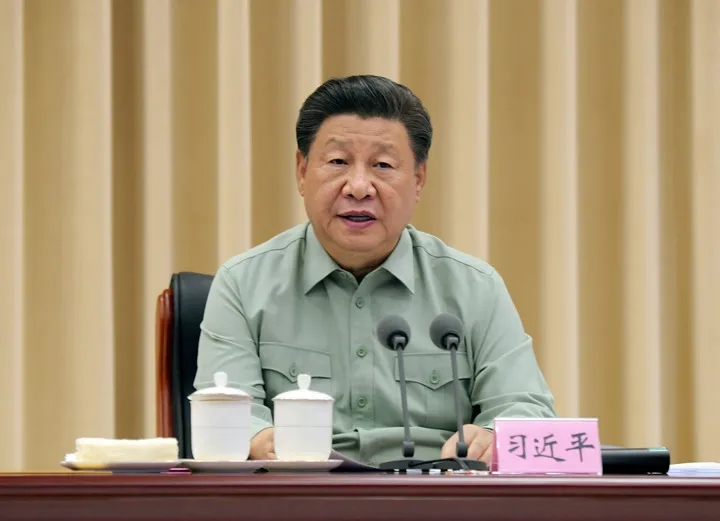 习近平:聚焦备战打仗 加快创新发展...